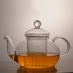 Glass Teapot 27 oz