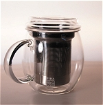 Glass Tea Cup 12 oz
