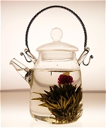 Glass Teapot 11 oz